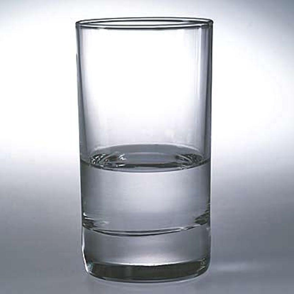 Wodka wird von den Russen liebevoll Wässerchen genannt
