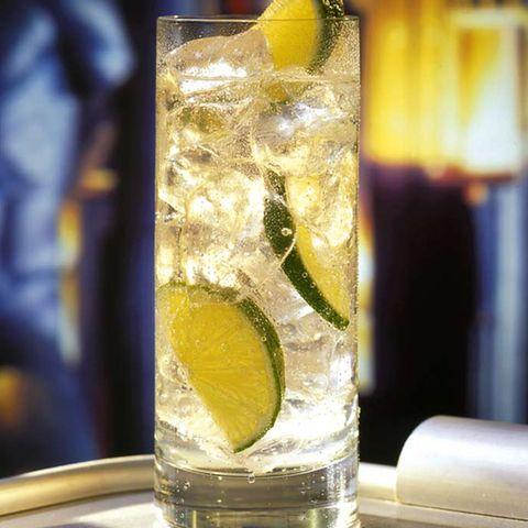 Der Klassiker: Gin Tonic