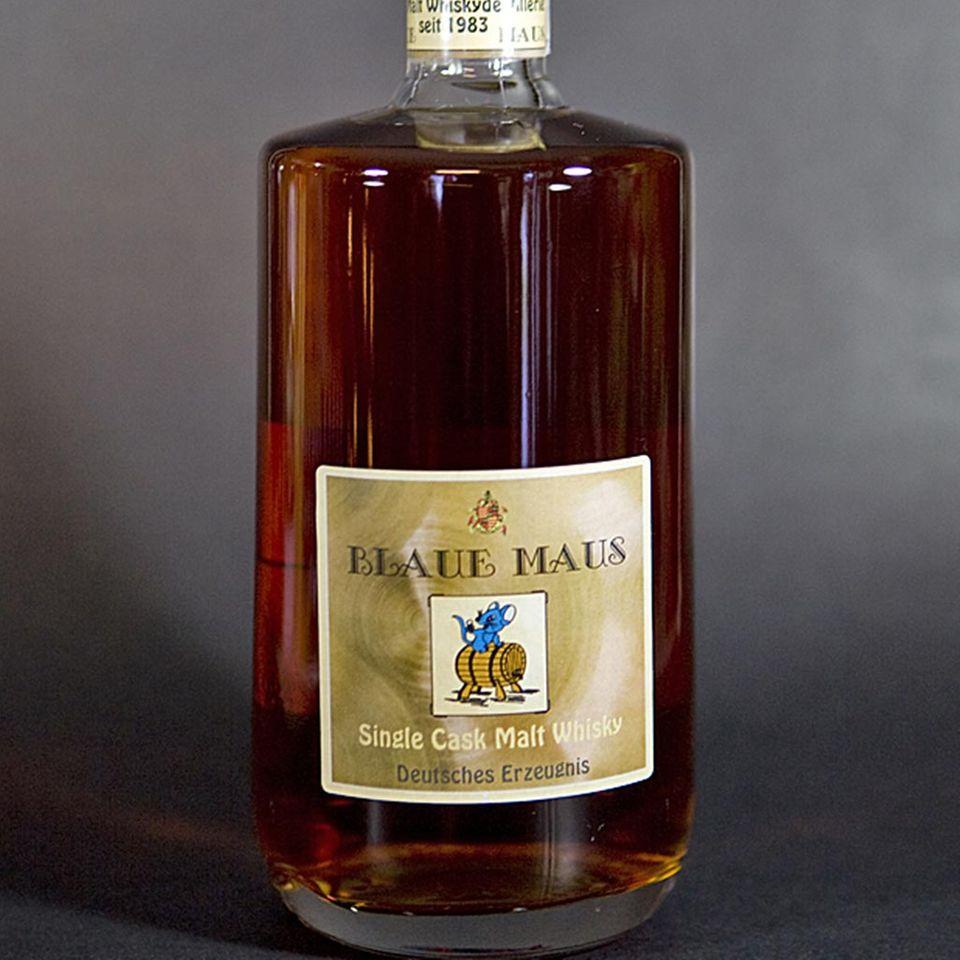 Blaue Maus Single Malt Whisky
