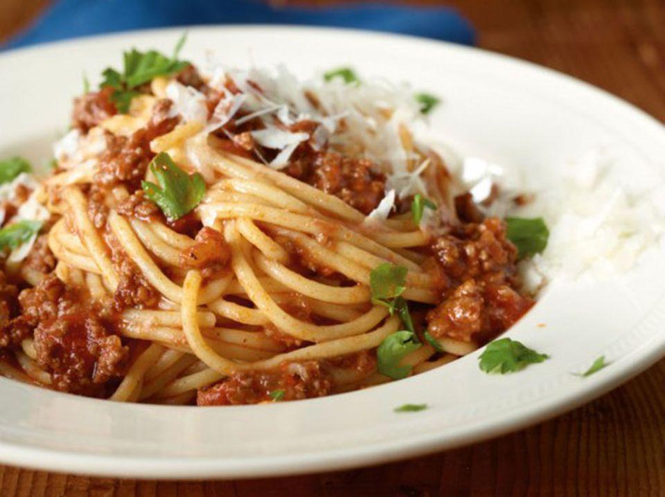 Wer an Rezeptklassiker mit Tomaten denkt, kommt schnell auf die italienische Spaghetti Bolognese