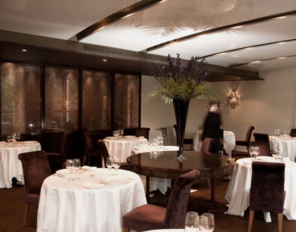 Das Thornton's Restaurant ist eine der Top-Adressen in Dublin.