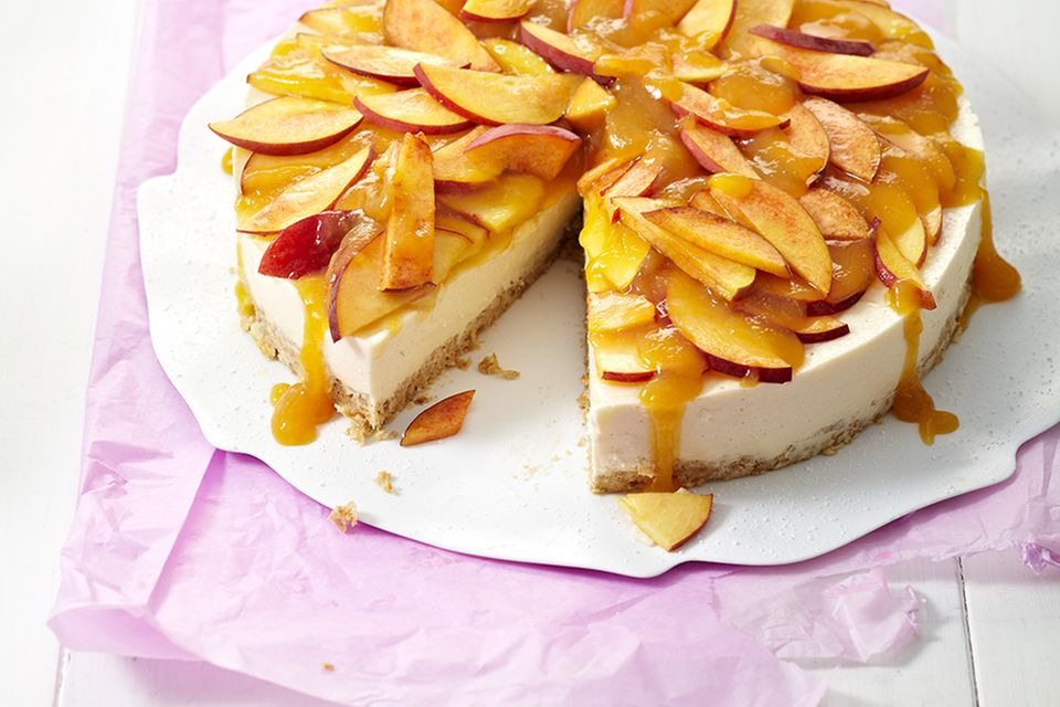 Top 10 Rezepte mit Pfirsich