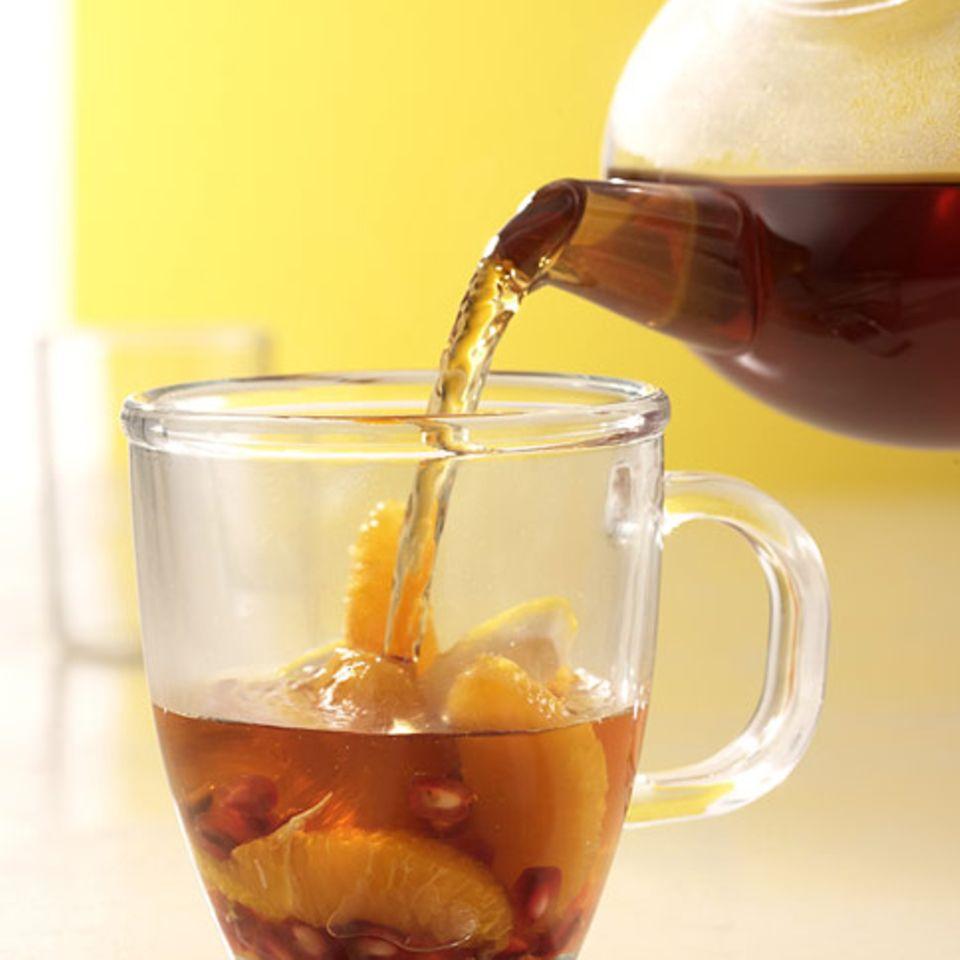 Tee: Rezepte, Bräuche und Tipps