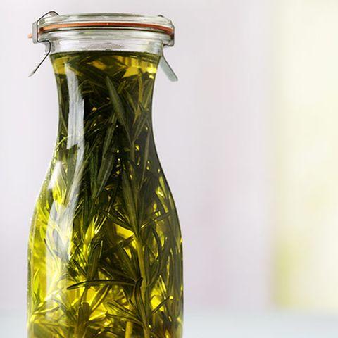 Rezepte mit aromatisiertem Öl
