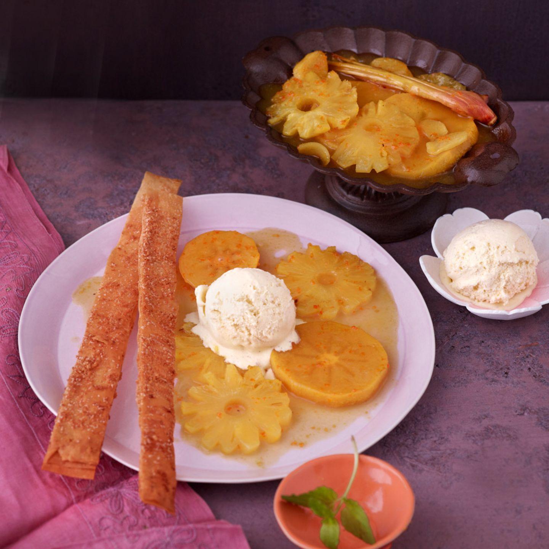 Ananas: Rezepte und Tipps