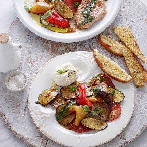 Italienische Küche: Antipasti