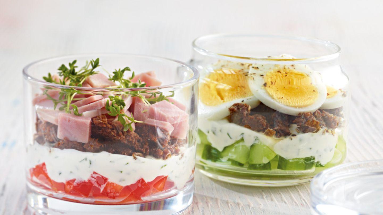 Frühstücks-Rezepte - [ESSEN UND TRINKEN]
