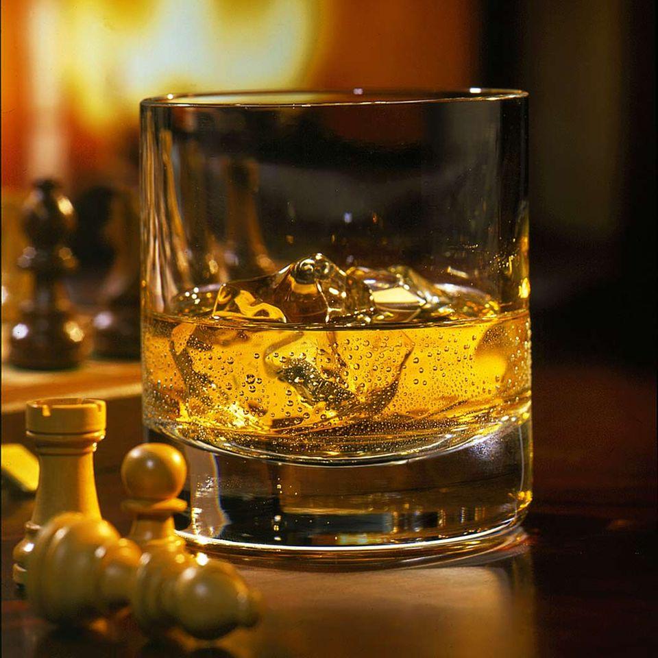 Whisky, der König der Spirituosen