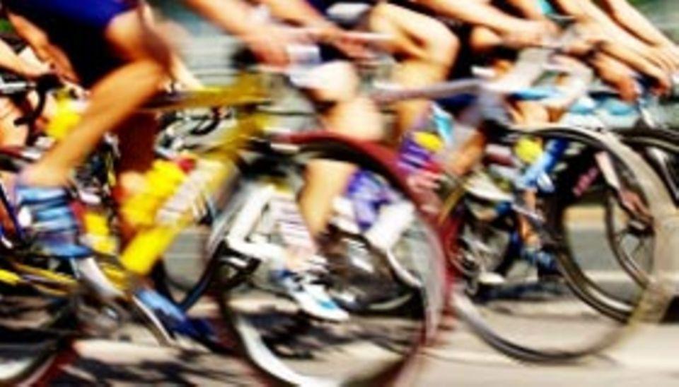 Radfahren: echter Ausdauersport.