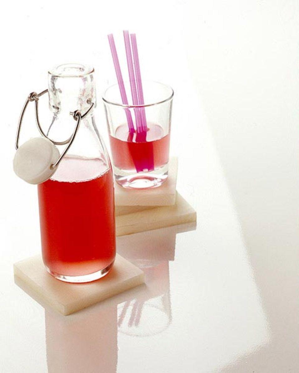 Nur ausreichendes Trinken gewährleistet die Durchblutung der grauen Zellen
