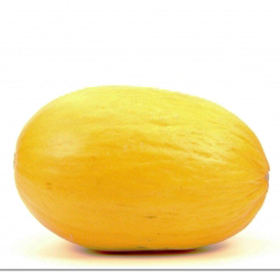 Gelbe Zuckermelone: Honigmelone