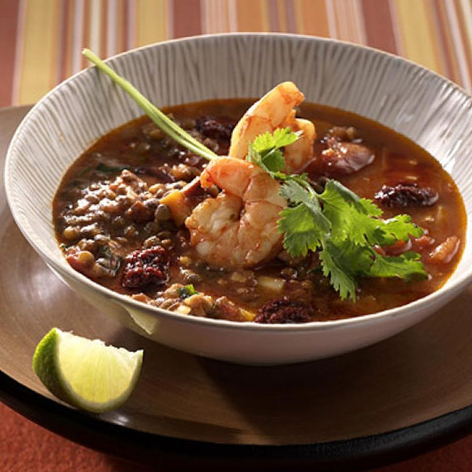 Puy Linsen Suppe