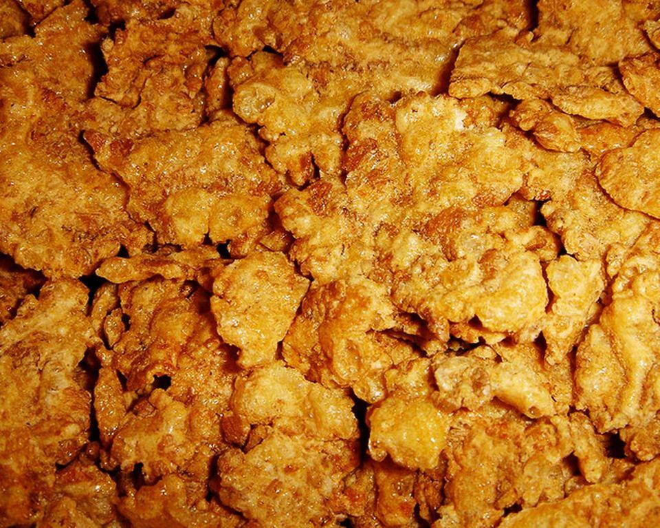 Gezuckerte Cornflakes