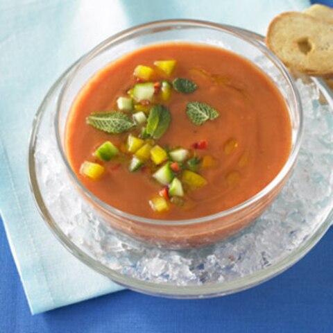 Gazpacho: Rezepte und Tipps