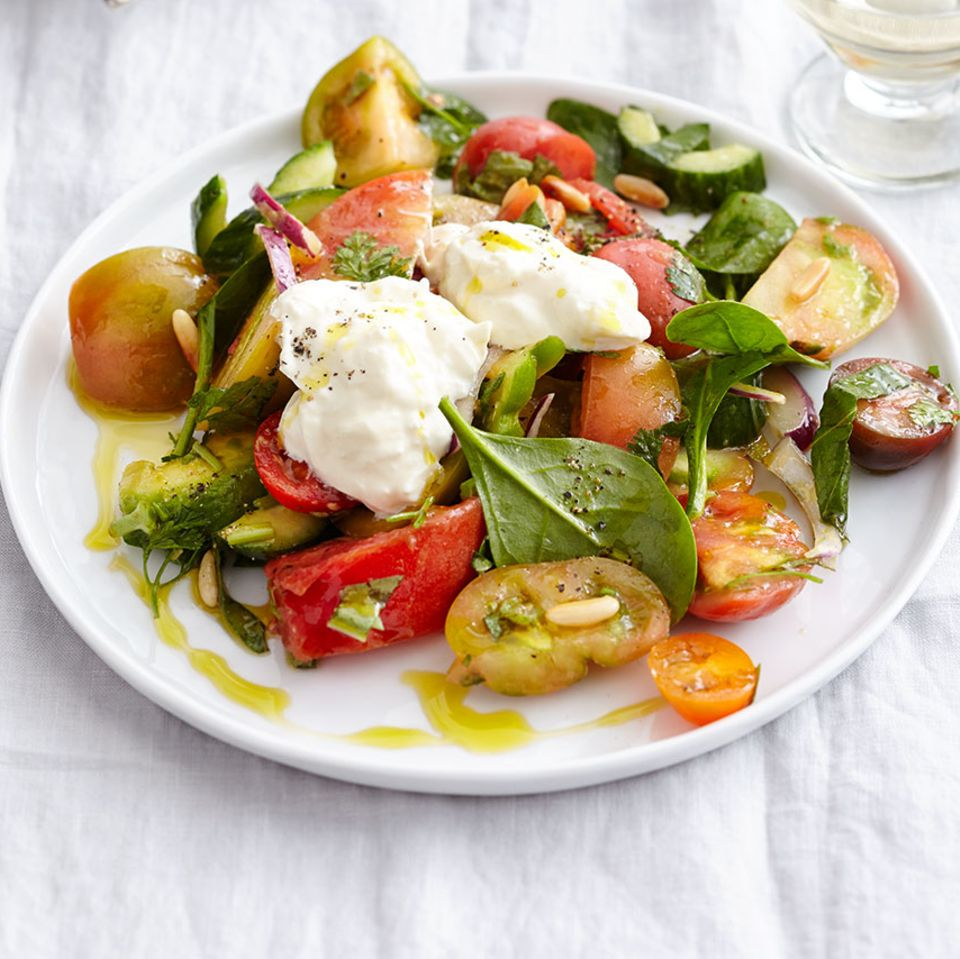Kerbel: Rezepte für Salate