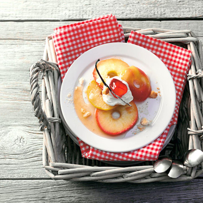 Apfel: Rezepte und Tipps