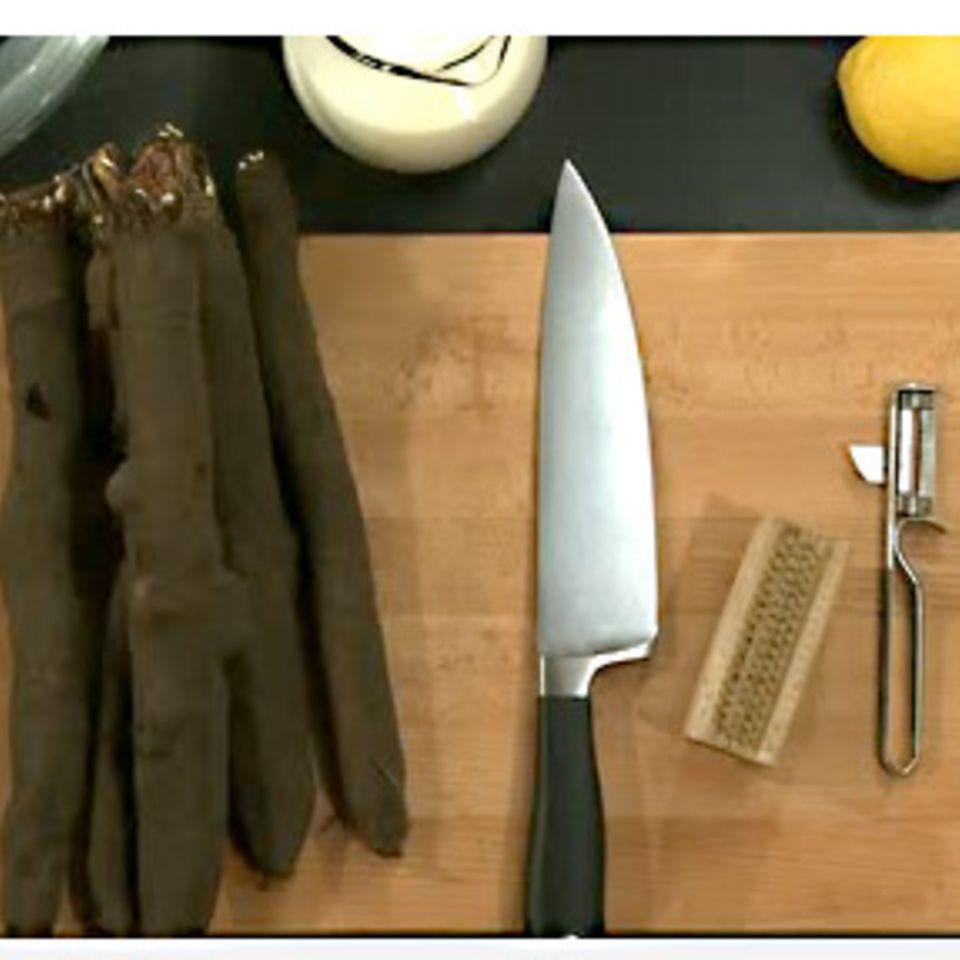 Schwarzwurzeln kochen: So geht's