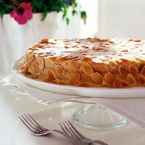Rezepte: Mandelkuchen