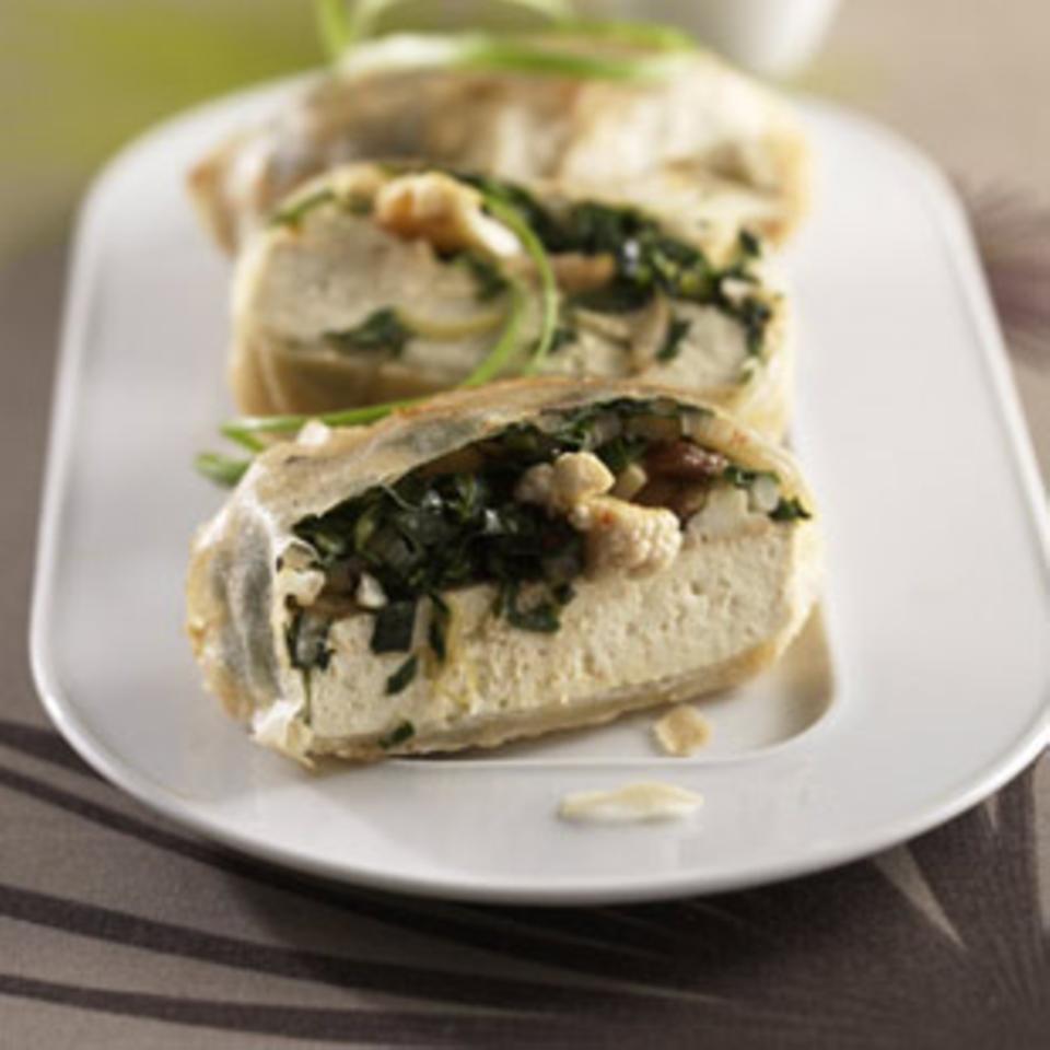 Rezepte: Snacks mit Tofu