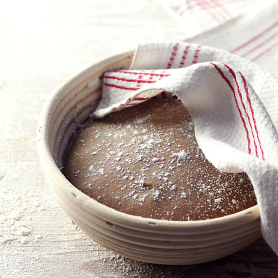 Backen: Rezepte für Brot und Brötchen