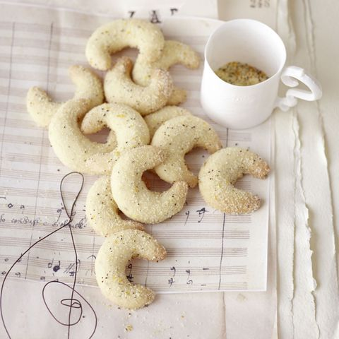 Vanillekipferl: süße Weihnachtsbäckerei
