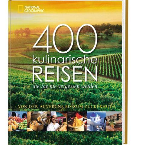 Kulinarische Reisetipps auf 280 Seiten
