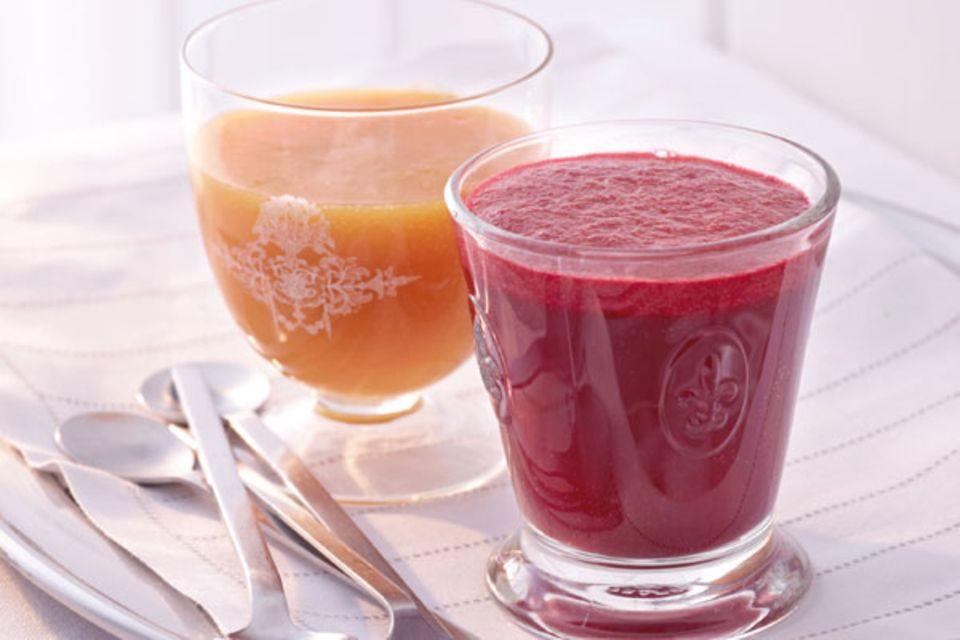 Rote Bete: Rezepte mit der gesunden Rübe