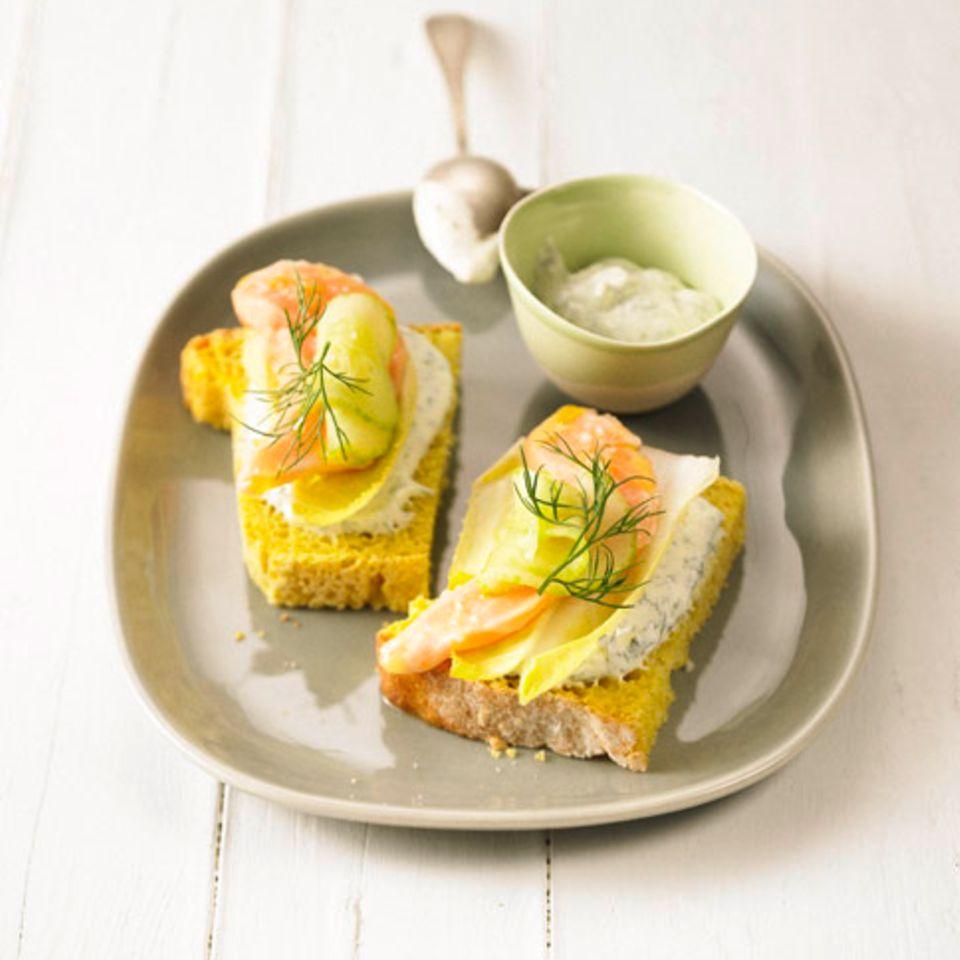 Rezepte: Snacks mit Zitrone