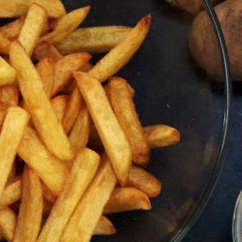 Küchentipps für Pommes Frites