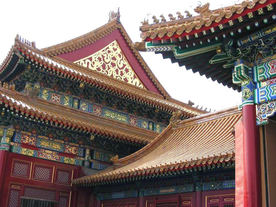 Im Kaiserpalast (Verbotene Stadt) wurde Shandong Küche zubereitet