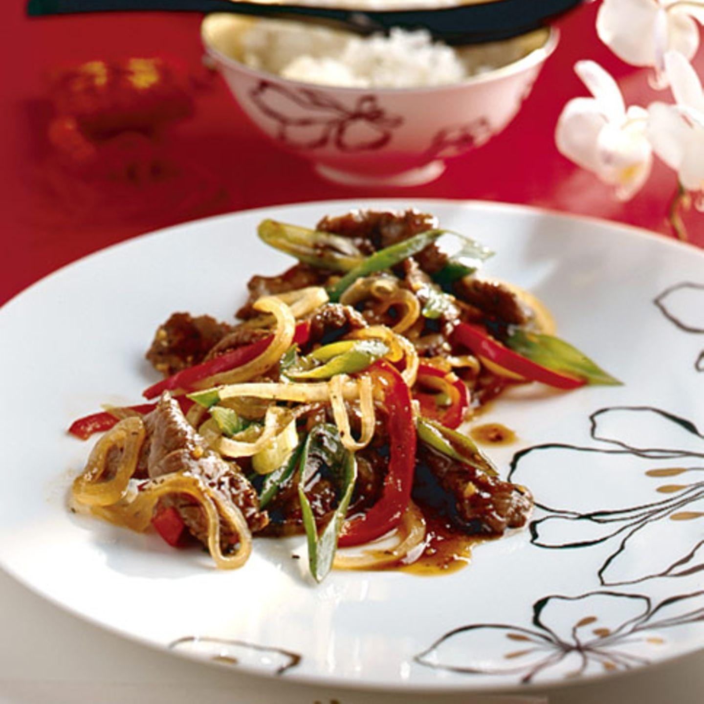 Hauptgerichte aus China