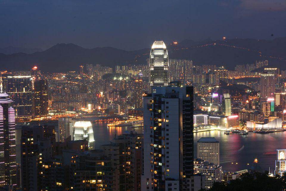 Hong Kong ist das Zentrum der Kanton Küche