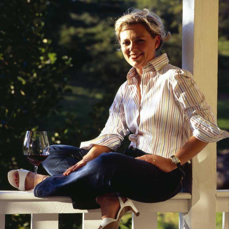 Weinexpertin Nathalie Lumpp