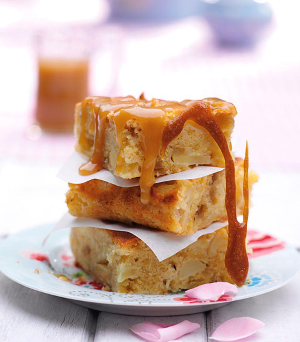 Karamell macht Kuchen extra köstlich