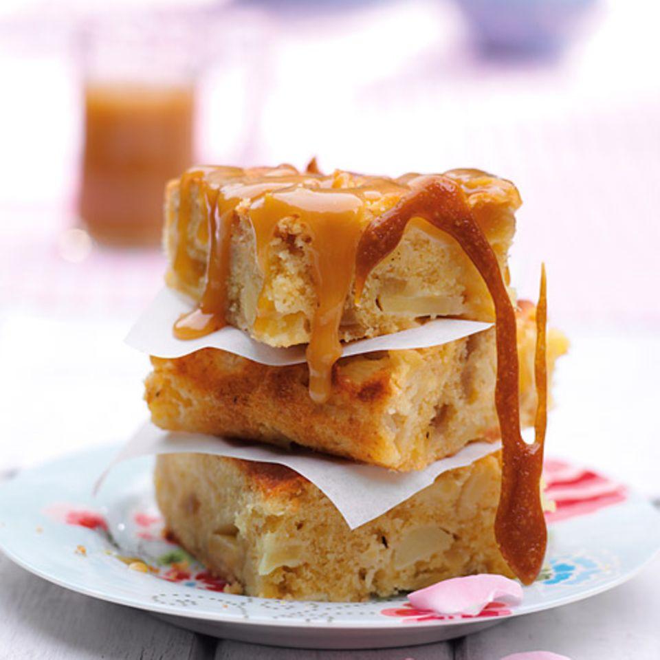 Ingwer: Kuchen und Desserts