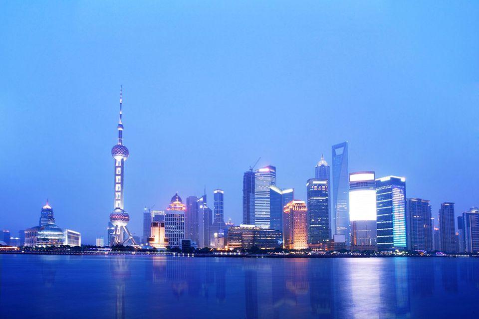 Shanghai ist immer eine Reise wert