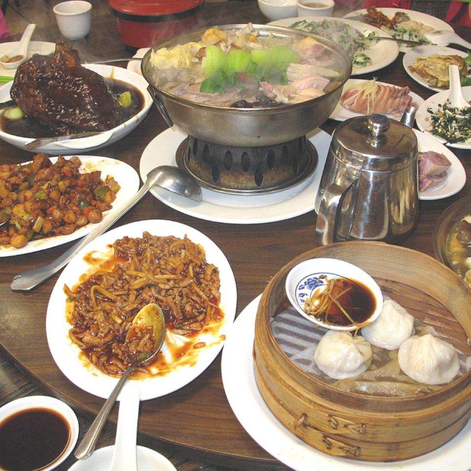 Die chinesische Esskultur bietet eine große Auswahl