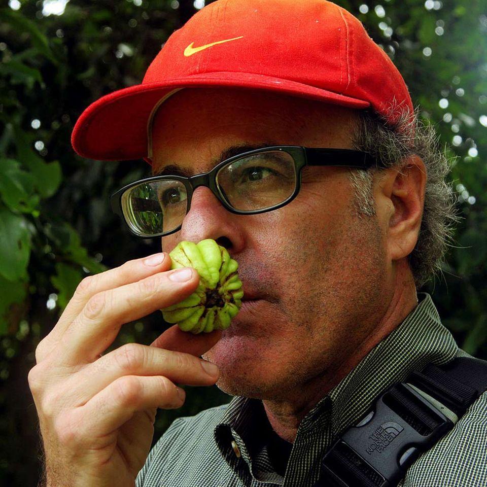 Auch Foodhunter Marc Brownstein ist dabei
