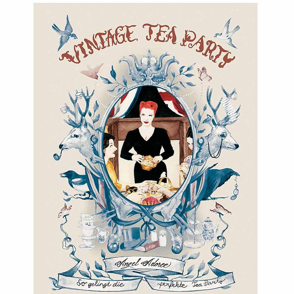 Angel Adoree: Vintage Tea Party