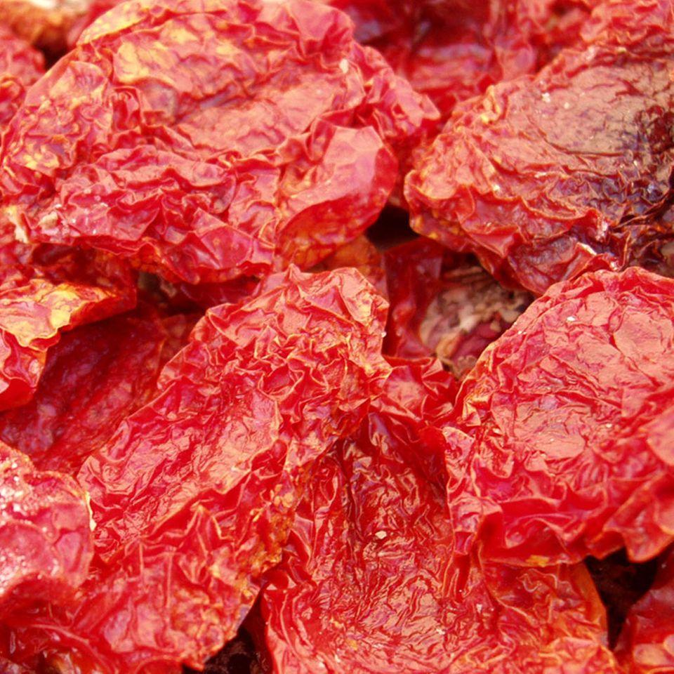 Beliebte Zugabe: getrocknete Tomaten