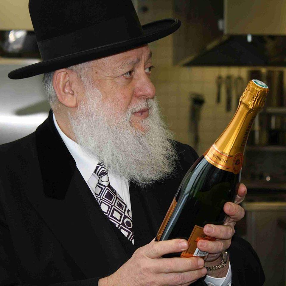 Rabbi Yitshak Ehrenberg
