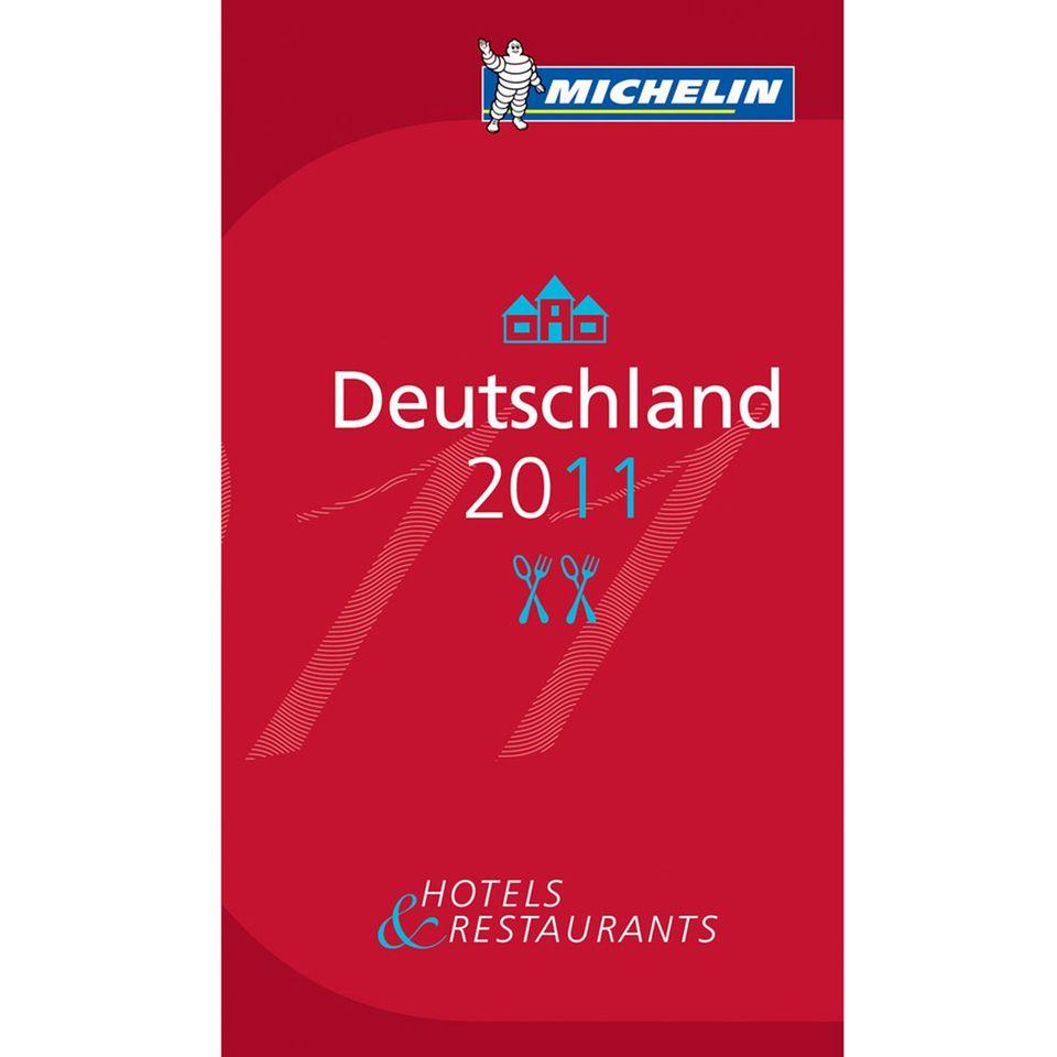 Der Michelin-Führer Deutschland 2011