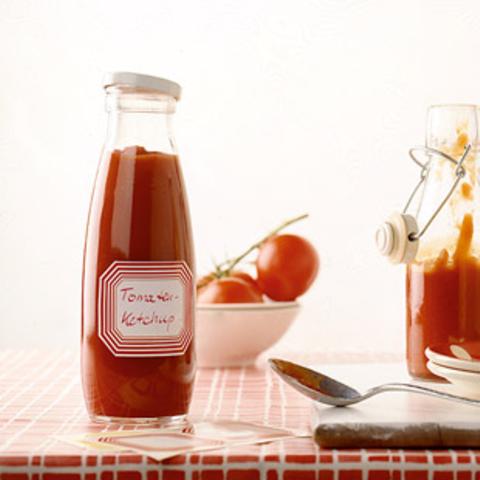 Rezepte für Ketchup