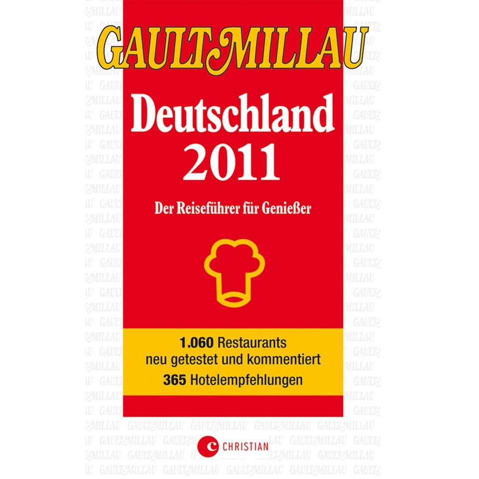 Der Gault Millau Führer Deutschland 2011