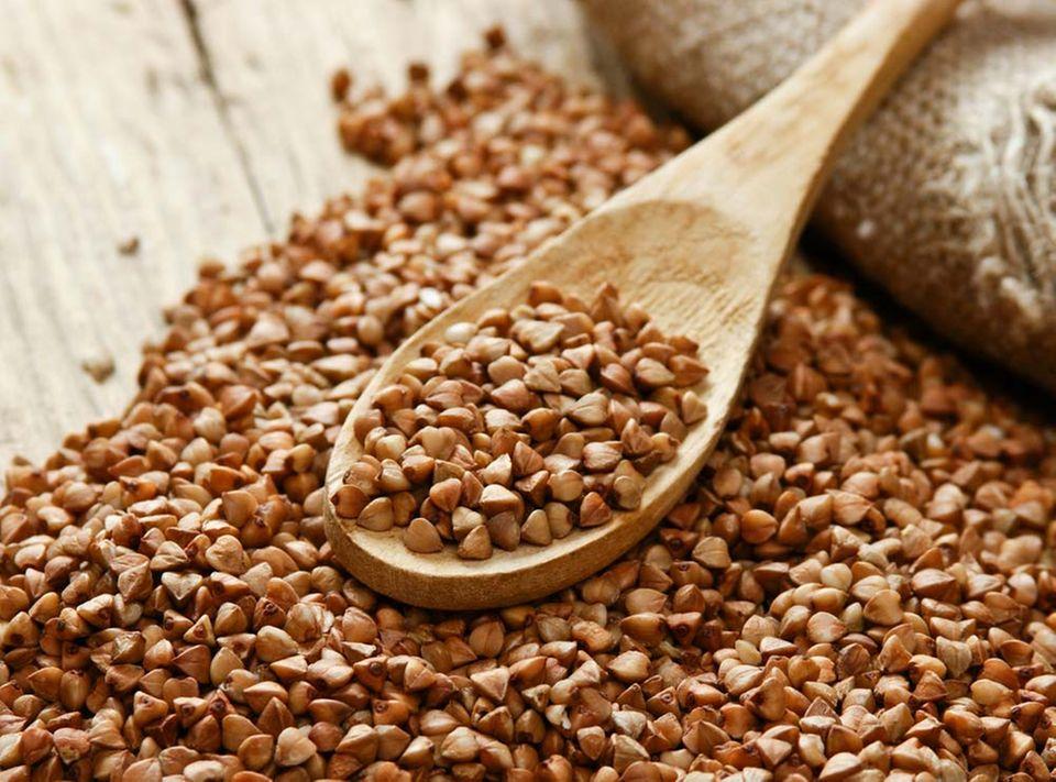 Buchweizen: gesunde Alternative bei Glutenunverträglichkeit