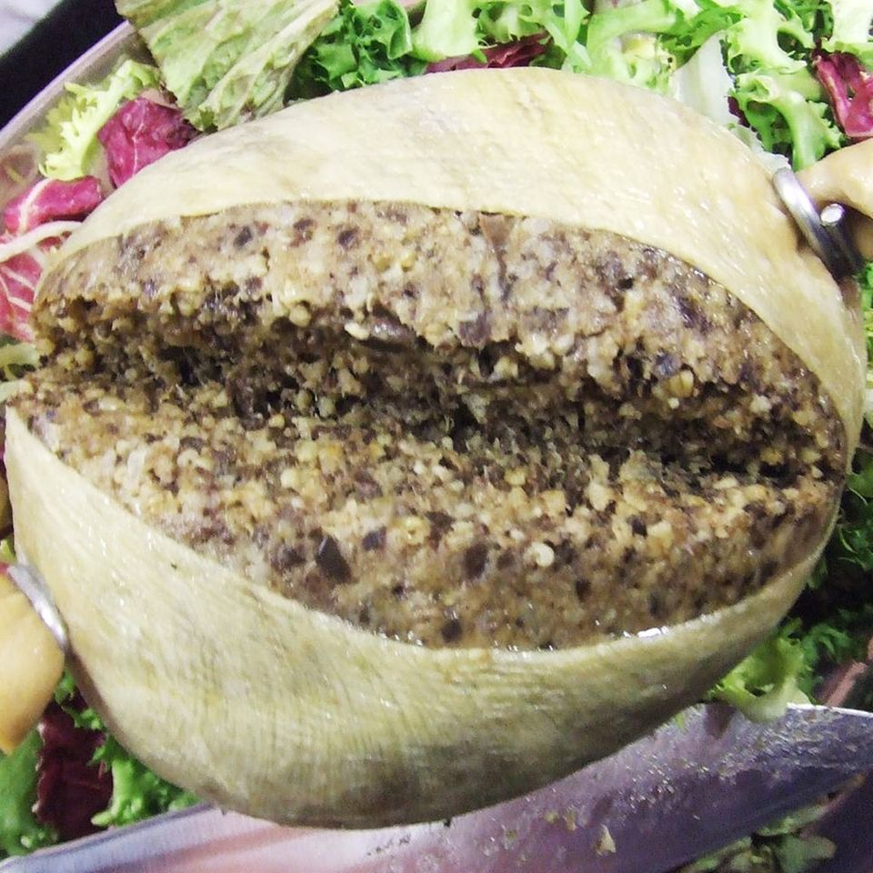 Haggis: schottisches Nationalgericht