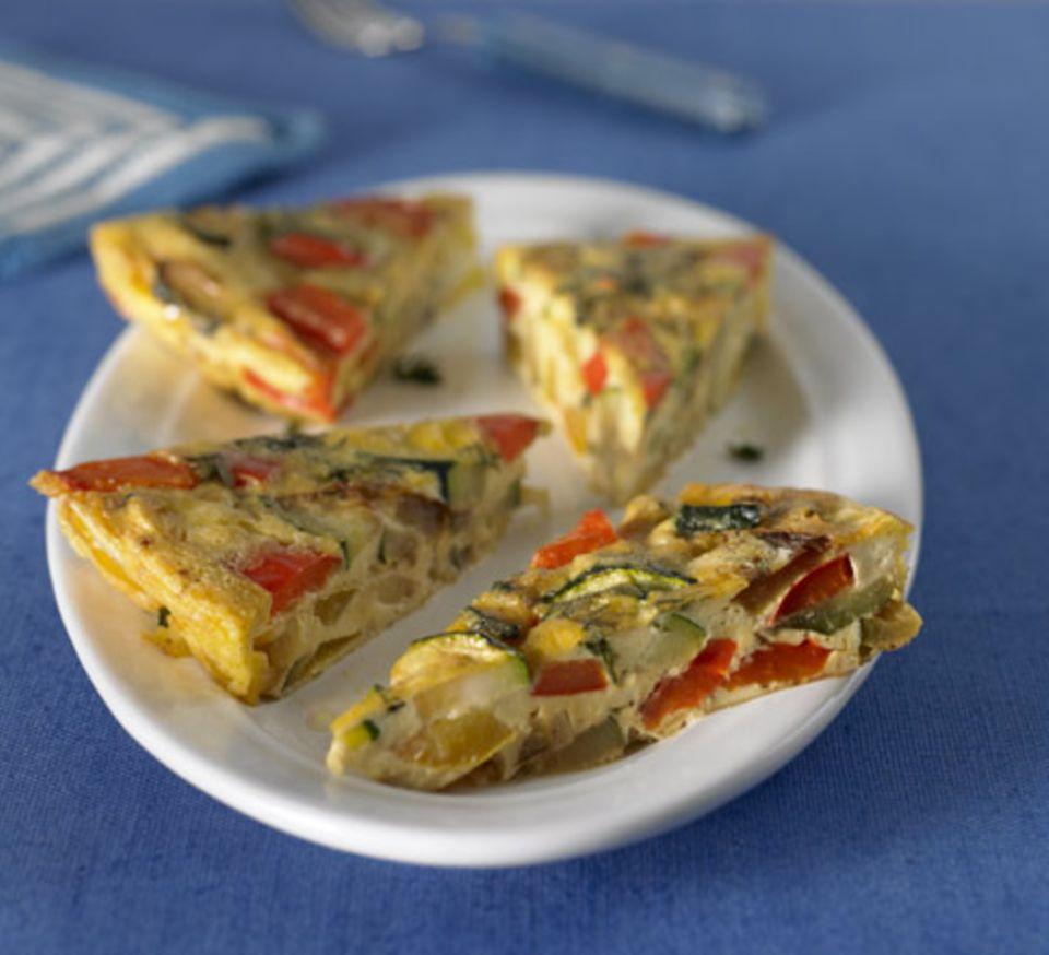 Frittata: italienischer Eierkuchen