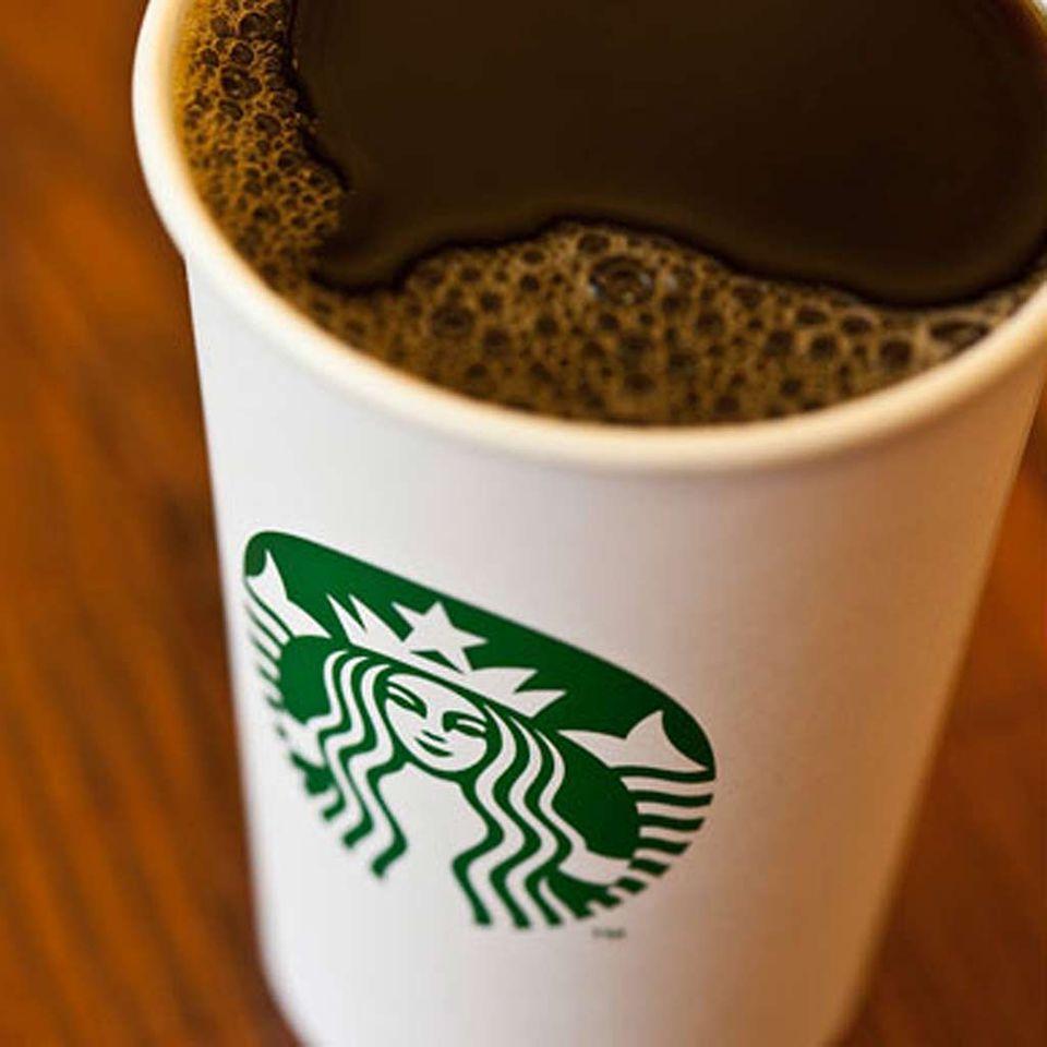 Reduziert: Das neue Starbucks-Logo