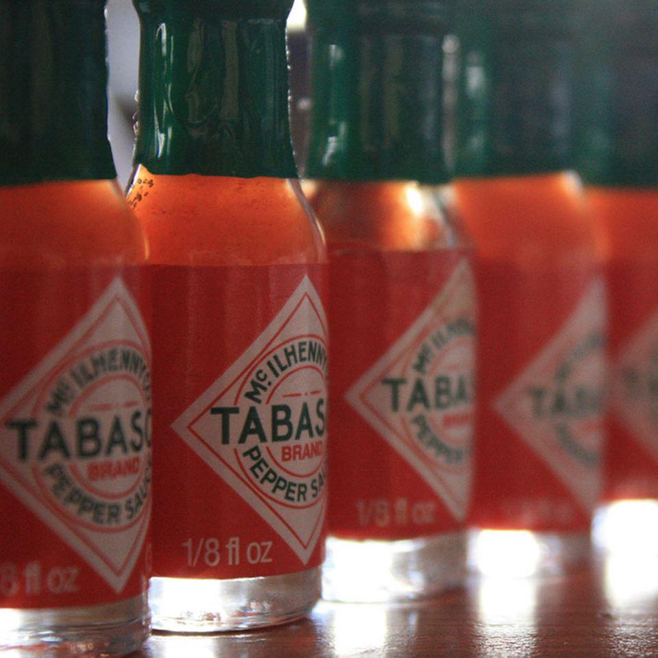 Tabasco: berühmte Würzsauce