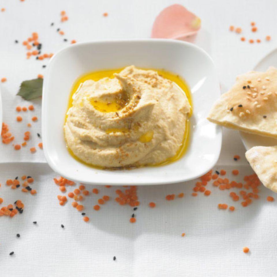 Dips und Saucen mit Olivenöl